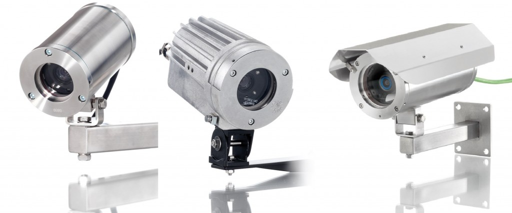 Blast Proof and Rugged Cameras